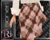 Plaid skirt 3