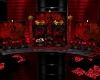 Dragon throne set