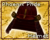 Phoenix Pride Helmet