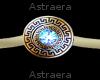Ancient  2 armbands gold