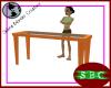 Decorative Table (Sand)