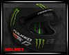 Helmet Monster Energy