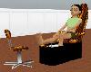 (Kat) Pedicure Chair