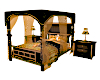 Golden 4 Post Bed