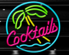 Neon Sign Cocktails