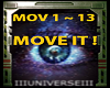 MOVE IT -BASS BOSSTED