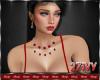 IV.Sue Jewelry Set_Red