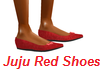 Juju Red Shoes