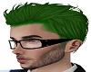 Joker green hair style