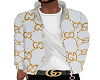 Gucci White Gold Jacket