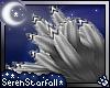 SSf~Bad Wolfy Shldr Tuft