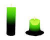 s~n~d melt lime candle