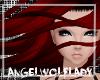 [A]Long Breezy ~Dark Red