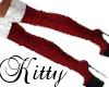 (K)Velvet Christmas boot