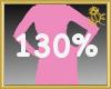 130% Scaler Hips