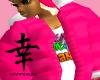 *~T~*Pinky Puffy Coat