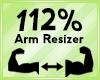 Arm Scaler 112%