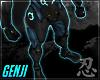忍 Genji CF Legs