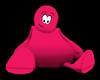 A Pink Blob Seat