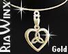 Celtic Love Knot V3-Gold