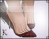 Kior Burgundy Heels 💋