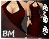 (I) Burgundy Diva BM