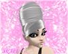 (S) EXOTICA hair silver