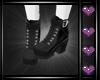 e Paris Boots Black