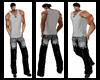 Cowboy Gray Undershirt