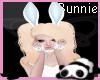 E; Blonde Pigtails