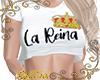 La Reyna Top  Mujer