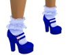 Blue  Shoes : Anim