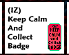 (IZ) Keep Calm Collect
