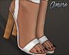 ! White Heels