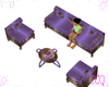 [CCQ]N:Sofa Set 7