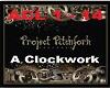 A Clockwork-Pitchfork