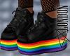 Pride Platform Sneaker