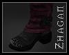 [Z] Rey Boots wine