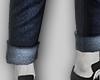 死. 80s Jeans