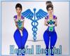 Hopeful Hospital Scrubs