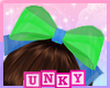 Kids Squishy Hair Bow