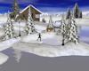 [M] Winter Cabin IceRink