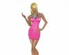 evas pink dress