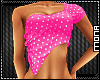 ~W~ Polka Dot Top Pink