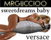 versace Boyfriend Pillow