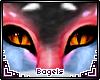 B. Galaxy eyes