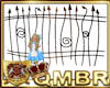 QMBR Wonderland Fence