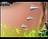 [xx]Chrome Spikes cheeks