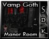 #SDK# Vamp Goth Manor