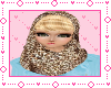 ! Hijab with blonde hair